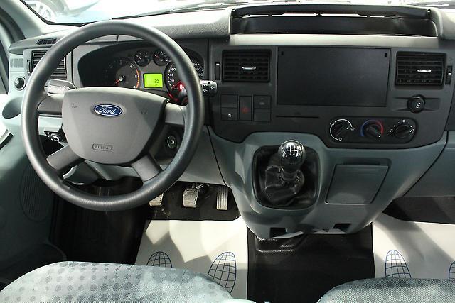 Салон форд транзит фото